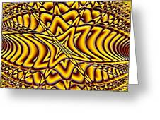 Honeycomb Greeting Card