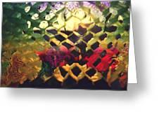 Honeycombe Holiday Greeting Card