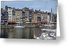 Honfleur - France Greeting Card
