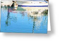 Honokohau Reflections Greeting Card