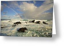 Hookipa Beach Greeting Card