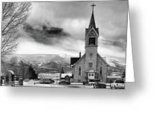 Hope Evangelical Lutheran Church Greeting Card