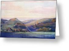 Hope Hayselden Art Greeting Card