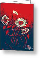 Hope Sunflowers  Greeting Card
