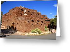 Hopi House Gcnp Az Greeting Card