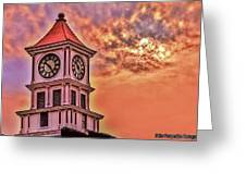 Hoptown Time Greeting Card