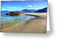 Horgabost - Isle Of Harris Greeting Card