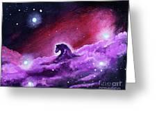 Horsehead Nebula 1 Greeting Card