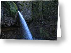 Horsetail Falls 1 Greeting Card