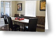 Hospice Quinte Meeting Room A Greeting Card