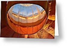 Hot Air Ballon 5 Greeting Card