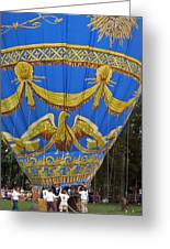 Hot Air Balloon - 15 Greeting Card