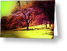Hot Summer  Greeting Card by Monroe Snook