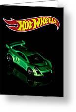 Hot Wheels Mastretta Mxr Greeting Card