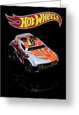 Hot Wheels Rocket Box Greeting Card