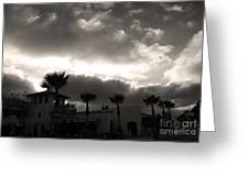 Hotel California Greeting Card
