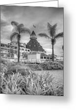 Hotel Del Coronado Greeting Card