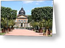 Hotel Dieu - Macon Greeting Card
