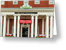 Hotel In Charlottetown Greeting Card