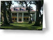 Houmas House Plantation Greeting Card