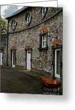 House And Street In Kilkenny Greeting Card