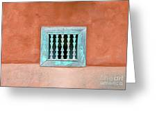 House Of Zuni Greeting Card