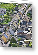 Houses On-line Greeting Card