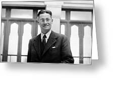 Howard Florey, Pathologist, Nobel Greeting Card