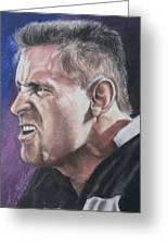 Howie Long Greeting Card