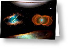 Hubble Greatest Hits Greeting Card