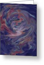 Hubble One Greeting Card