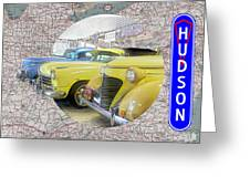 Hudson 1 Greeting Card