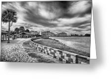 Hudson Beach Greeting Card