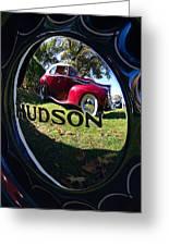 Hudson Reflections Greeting Card