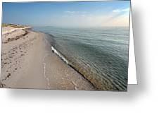 Humble Beach Greeting Card