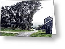 Humboldt Bay National Wildlife Refuge Greeting Card