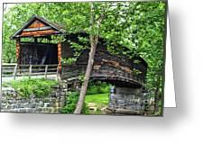Humpback Bridge Greeting Card