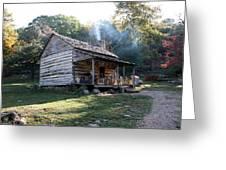 Humpbackrock Rocks Farmstead Greeting Card
