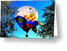 Humpty Dumpty Balloon Greeting Card