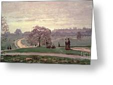 Hyde Park Greeting Card