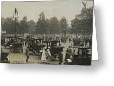 Hyde Park Corner Greeting Card
