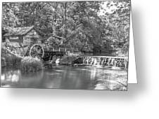 Hyde's Mill Greeting Card