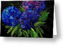 Hydrangeas 66 Greeting Card