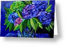 Hydrangeas 88 Greeting Card