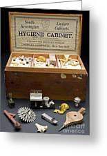 Hygienic Sanitary Appliances, 1895 Greeting Card