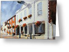 Hythe Town Hall Greeting Card