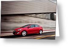 Hyundai Greeting Card