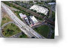 I-95 New Rochelle Greeting Card