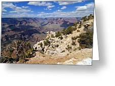 I Can See For Miles And Miles - Grand Canyon Greeting Card