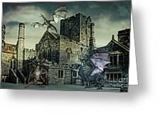 I See Dragons Greeting Card